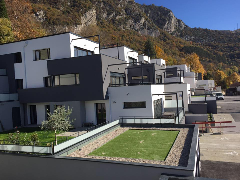 immobilier voiron