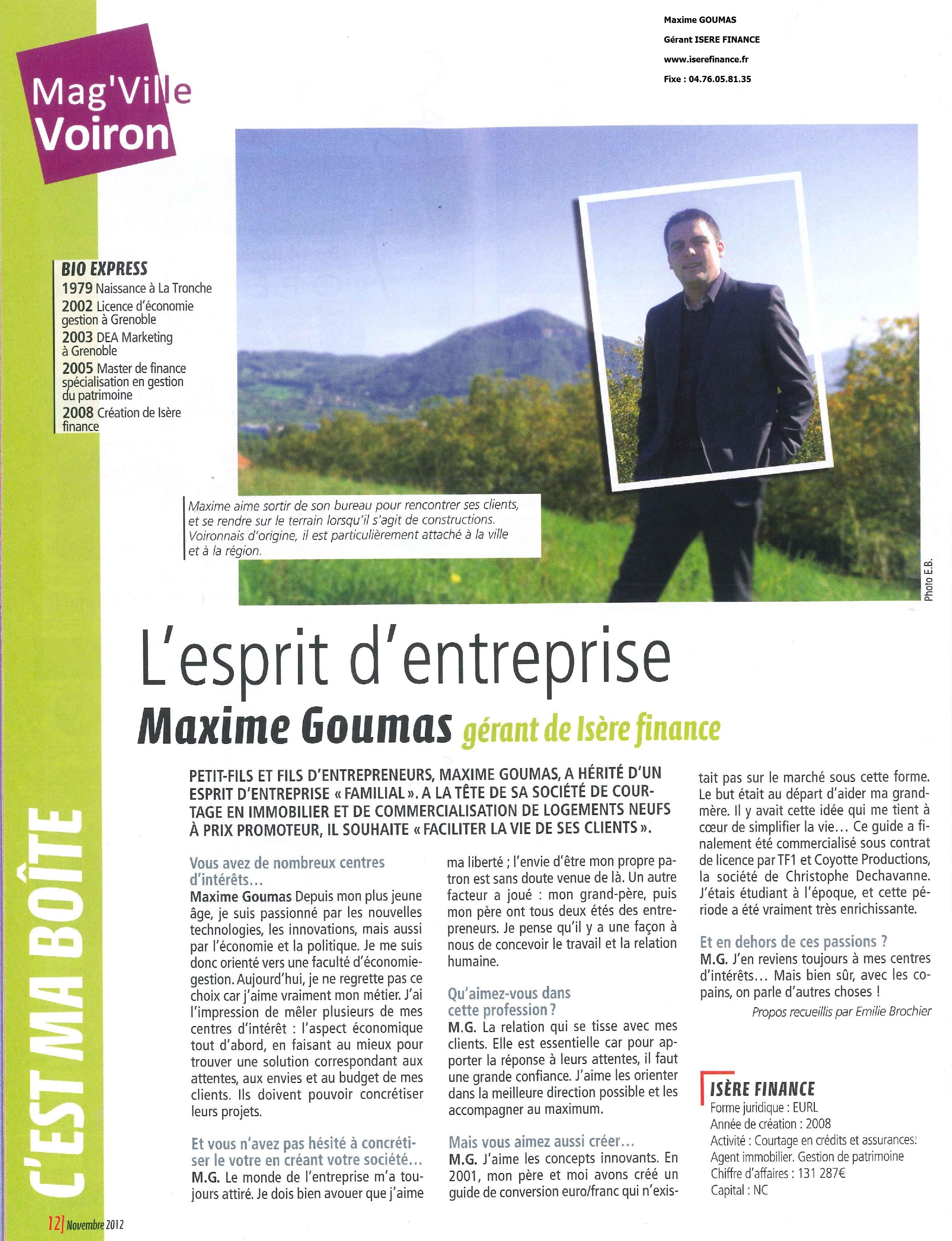 maxime goumas isere finance